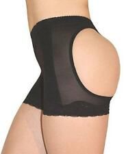 Butt Lifter Boyshort Booty Belt LACE TRIM Shaper Tummy Control 8131 Panties XL/8