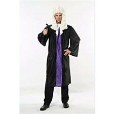 Bristol Novelty Ac223 Judge Gown Costume, 42 - 44-inch - Fancy Dress Costume