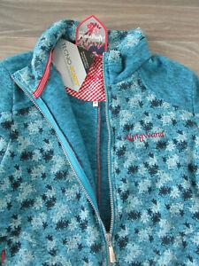 Almgwand Jacke Gr. 40 NEU Outdoor/Sport Jacket Fleece Fleecejacke