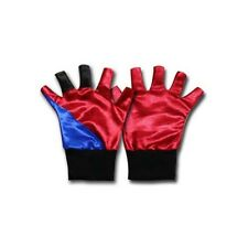 Fashion Suicide Squad Harley Quinn Halloween Cosplay Accessories Glove
