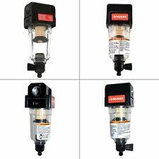 14 Air Compressor Filter Dirt Oil Water Trap Separator Moisture Remover 150psi