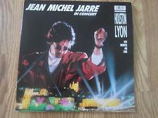 Vinyl LP - Jean Michel Jarrre in Concert - Gatefold Cover with Original Sleeve