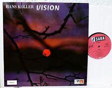 SABA  HANS KOLLER - Vision     Muster Pressung  Sample Copy