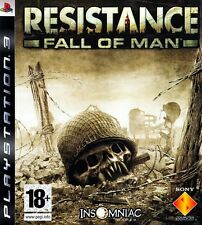 Resistance Fall Of Man PS3 Playstation 3 IT IMPORT SONY COMPUTER ENTERTAINMENT