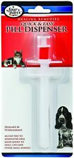 four paws quick & easy pill dispenser for dogs, cats and other small animals