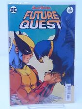 FUTURE QUEST #3 VARIANT COVER  HANNA BARBERA DC COMICS VF/NM CB350