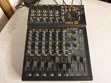M-Audio NRV10 8in2 Analog Mixer mit integr. Multi Effekt. Mischpult !!!!!!!!!!!!