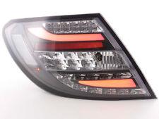 Rückleuchten Set LED Mercedes C-Klasse Typ W204 Bj. 07-11 schwarz