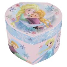Disney Frozen heart shape  jewellery box WD16225