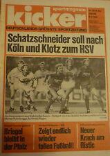 Kicker 1984 , Nr.29 , VfB Stuttgart , Bayern München