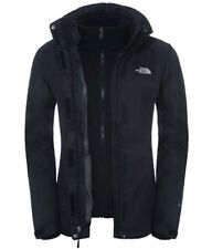 The North Face Evolve Giacca 3 in 1 Donna Nero S