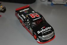 2017 Ben Rhodes Safelite Truck 1/24 - Autographed in RED paint pen w/COA