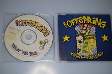 The Offspring ‎– Want You Bad. CD-SINGLE PROMO