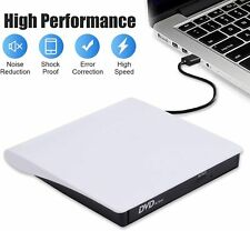 Slim External Cd/Dvd Drive Usb 3.0 Disc Player Burner Writer for Laptop Pc Mac