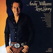 Love Story by Andy Williams (CD, Oct-1988, Columbia (USA))
