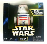 R5 d4 Action Figure Hasbro Kenner Star Wars 1998 Sealed