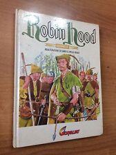 ROBIN HOOD a fumetti VOLUME CARTONATO IL GIORNALINO 1995