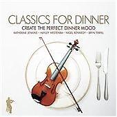 Classics for Dinner (Virgin 2006) 2 x CD {CD Album} Very Good