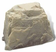 Fake Rock Well Cover Model 104 Sandstone