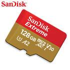 SanDisk Extreme A2 128GB microSDXC Card 160MB/s UHS-I U3 V30 SDSQXA1