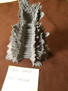 Iron Throne A Song of Ice and Fire CMoN 32mm Miniature ASOIAF