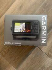 Garmin STRIKER Plus 5CV w/CV-20TM Transducer New Open Box
