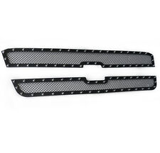CHEVY 2003-06 AVALANCHE/2005 SILVERADO 1500 UPPER RIVET MESH GRILLE GRILL INSERT