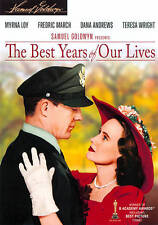 The Best Years of Our Lives (DVD, 2013) Brand New