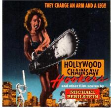 Hollywood Chainsaw Hookers -1987-Original Movie Soundtrack- CD
