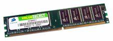 1 GB MEMORIA / RAM DDR1 400Mhz PC3200 184Pin < CORSAIR > NO ECC PC FISSO/DESKTOP