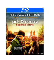 Jack Goes Boating (Jack and Connie) EU/UK region Phillip Seymour Hoffman Blu Ray
