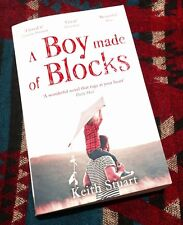 A BOY MADE OF BLOCKS by Keith Stuart NEW BOOK Paperback 2016 Minecraft XBox PSP