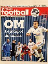 FRANCE FOOTBALL 1 AVRIL 2015 OM - PSG / LE JACKPOT DU CLASSICO / BIELSA - PAYET