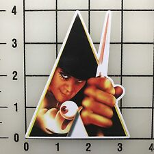 "A Clockwork Orange 4"" Tall Multi-Color Vinyl Decal Sticker - BOGO"
