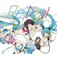Re:Dial (Limited Edition) [Audio CD] Livetune Feat.Hatsune Miku