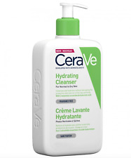 CERAVE HYDRATING CLEANSER NORMAL-DRY SKIN 1L-AUTHENTIC - FAST & FREE DELIVERY