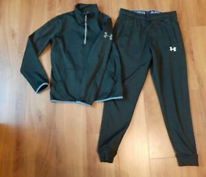 Boys Under Armour Sports Top And Joggers Size XL Youth (16+)