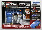 TOMY R/C Bit Char-G Tomica -SUBARU IMPREZA WRX- 45 Mhz