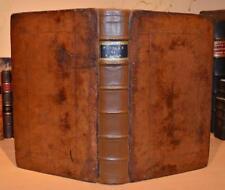 1685 Edw.Pococke 'Commentary On Hosea' FINE BINDING.Bible / Theology. Christian