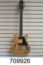 Epiphone ES-339 P90 Pro Semi-Hollow 6-String RH Guitar Natural