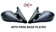 BMW E46 3 SERIES 2 DOOR COUPE CARBON EFFECT M3 ELECTRIC PAIR DOOR WING MIRRORS