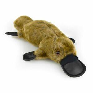 Korimco 37cm Platypus Kids/Children Animal Soft Plush Stuffed Toy Brown 3y+