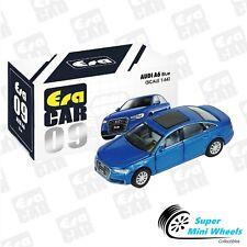 ERA Car 1/64 AUDI A6 BLUE #09