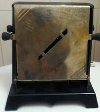 Antique toaster 500 watt Nelson Machine Cleveland OH complete with cord vintage