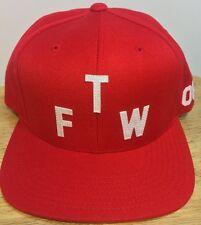 Primitive Apparel Red FTW Winner Snapback Hat DGK KAYO UNIF