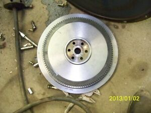 ring gear flywheel  New Holland LS 160 2001 parts case