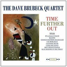 The Dave Brubeck Quartet Time Further Out/The Riddle 2-CD NEW SEALED Jazz