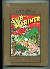 MARVEL MASTERWORKS GOLDEN AGE SUB MARINER VOL 2 NM 9.6 BATTLE COVER HARDCOVER