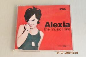 Alexia The music I like
