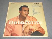 HARRY BELAFONTE - BELAFONTE - 1956 VINYL LP RECORD LSP-1150 (E) RCA VICTOR